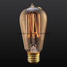 LED filament 2700K, 5W LED lights bulb Amber bulb light for sale pictures & photos