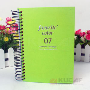 More Covenient Use Custom Paper Spiral Notebook pictures & photos