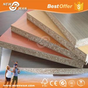 16mm 18mm 1830X2440 Melamine Faced Laminate Chipboard for Africa pictures & photos