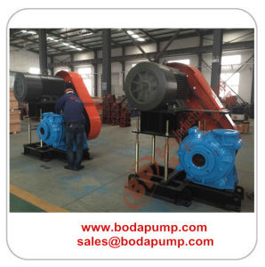Open Pit Mining Equipment Horizontal Slurry Pump pictures & photos