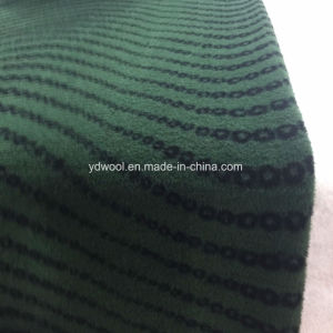 DOT Wave Style Wool Fabric Reday pictures & photos