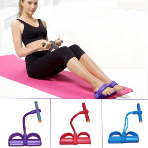 Small Fitness Equipment Pull Rope Fitness with Pedals pictures & photos