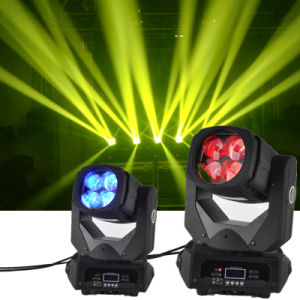 LED Super 4*25W DJ Equipment Moving Head Beam Light pictures & photos