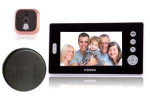 7 Inch LCD Monitor Wireless Doorbell pictures & photos