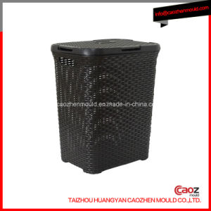 Household/Plastic Injection Laundry Basket Mould pictures & photos