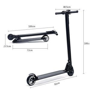 5.5inch Aluminium Alloy E Skateboard Folding Skateboard pictures & photos