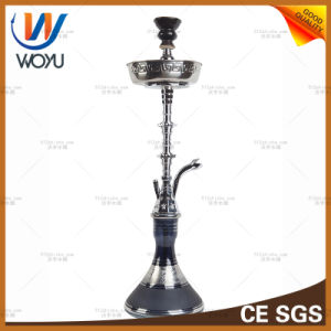 The New Saudi Style Black Water Pipes of Yangao Water Pipe Water Pipes of Pipe Smoking Glass Hookah Hookah Bar Free Shipping pictures & photos
