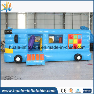 Inflatable Bouncer, Inflatable Car Type Castle for Amusement Park
