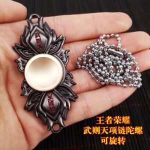New Design Fashion Hand Fidget Necklace Spinner pictures & photos