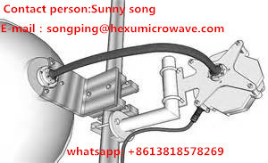 "36"" 14GHz Hexu Microwave Wr62 Ku-Band Twist-Flex Waveguide pictures & photos"