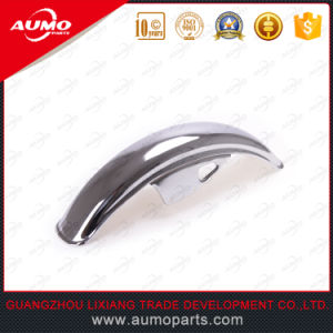 Front Fender for Suzuki Gn125 Motorcycle Plastic Parts pictures & photos