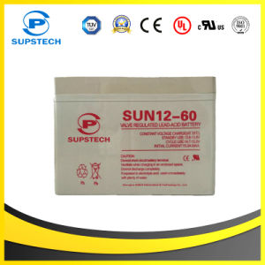 Sealed Lead Acid Battery General Purpose (12V 60ah) pictures & photos