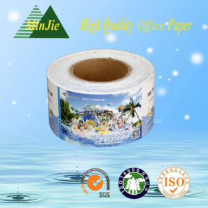 Promotion Advertising Custom Printed Cash Regsiter Till Paper Roll pictures & photos