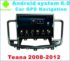 Android System 6.0 Car Player for Sunny 2011-2013 with Car GPS Navigation