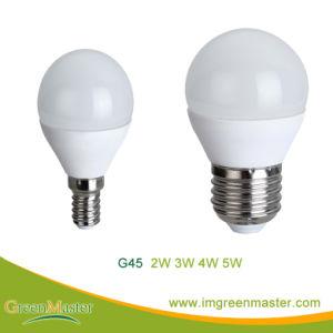 G45 2W Plastic Aluminum LED Bulb pictures & photos