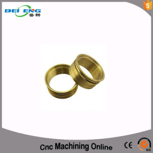 Customized CNC RJ45 Machinery Brass Adapter, Brass Connector pictures & photos