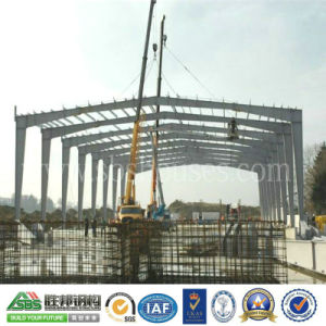 Prefabricated Home Steel Structure Building Workshp or Warehouse pictures & photos