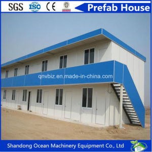 Hot Sale Steel Structure Prefabricated House Prefab Mobile House for OEM pictures & photos