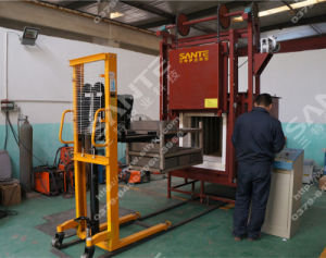 Small Steel Melting Furnace for Industrial 1300c pictures & photos