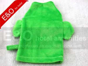 Frog Baby SPA Bath Glove Exfoliating Mitt Animal Frog Hand Puppet pictures & photos