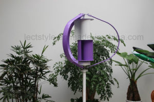 Best Price for Low Noise 100W Vertical Axis Wind Turbine with High Quality pictures & photos