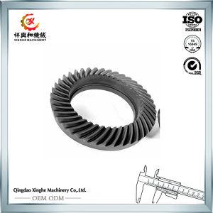 Custom Q195 Worm Gear Metal Hydraulic Gear pictures & photos