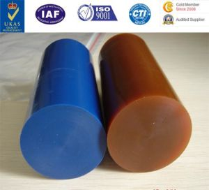 Factory Wholesale PU Rod Urethane Rod Urethane Hollow Rod - 85A pictures & photos