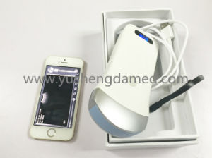 Smartphone Medical Diagnostic Equipment Convex Wireless Ultrasound Probe pictures & photos