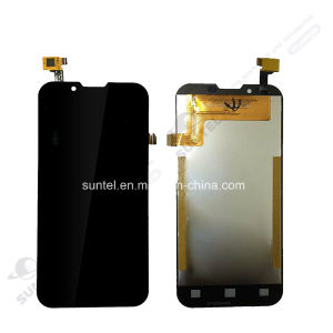 Mobile Phone Replacement LCD Display for Azumi A50c pictures & photos