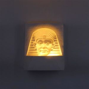 Sixu Plaster Wall Lamp Hr-1025 pictures & photos