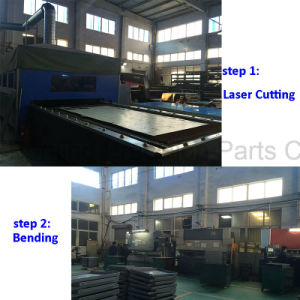 Sheet Metal Part of LED Cover Carrier pictures & photos