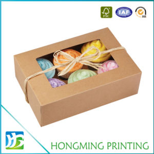 Custom Made Cheap Kraft Cake Packing Box pictures & photos