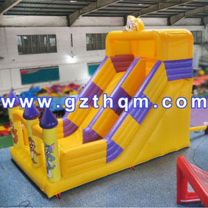 Newly Colorful Kids Inflatable Slide/Kids Outdoor Playground Inflatable Water Slides pictures & photos