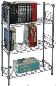 Metal Wire Display Exhibition Storage Shelving for Moldova Shelf pictures & photos