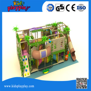 Commercial Children Soft Jungle Theme Factory Price Indoor Playground Play Center pictures & photos
