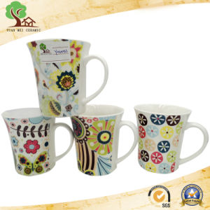 10oz New Bone China Ceramic Mug pictures & photos