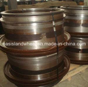 OTR Steel Wheels 33-28.00/3.5 for Komatsu Wa600 pictures & photos
