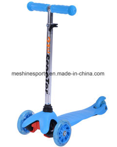 Good Price and Quality 3 Wheel Aluminium Sport Foot Kick Scooter Ms-Sc005 pictures & photos