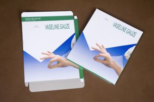 OEM Available Medic Sterile Paraffin Gauze with Wonderful Quality pictures & photos