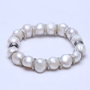Fashion Strench Bracelets Charm Pearl Beads Bracelets pictures & photos