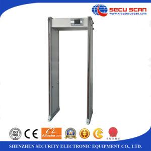 33 zones walk thorugh metal detector AT-300S metal detector door pictures & photos