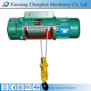 Crane Used Electric Wire Rope Hoist for Heavy Duty pictures & photos