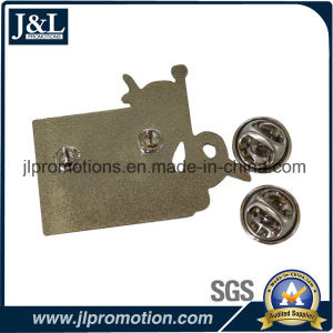 Customer Soft Enamel Lapel Pin in High Quality pictures & photos