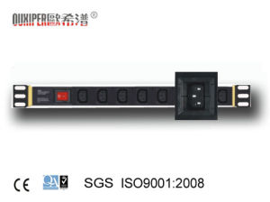 8-Way IEC C13 Socket PDU pictures & photos