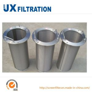 High Quality 316L Stainless Steel Water Filter Cartridge pictures & photos