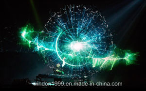 3D Hologram Projection Net Screen for Live Events Holographic Projector pictures & photos