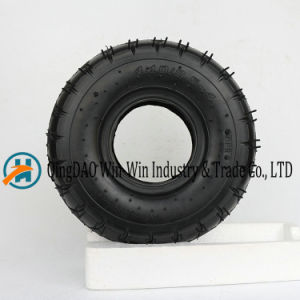 3.50-4 Pneumatic Wheel Tire for Trolley pictures & photos