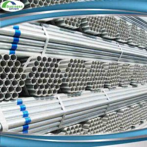 ASTM Q195 Q235 Galvanized Pipe Gi Scaffolding Material Pipe pictures & photos