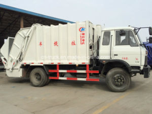 Dongfeng 10ton 12ton Compression Refuse Garbage Truck pictures & photos