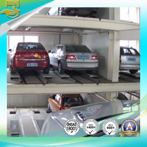 Horizontal Shifting Parking Lifter pictures & photos
